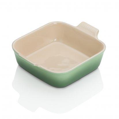 Le Creuset 23cm Stoneware 23cm Square Dish - Rosemary