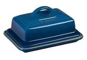 Le Creuset Butter Dish - Marseille Blue