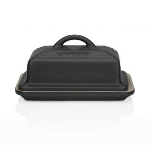 Le Creuset Butter Dish - Satin Black