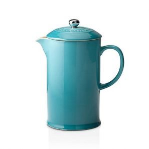 Le Creuset Cafetiere - Teal