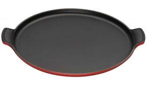 Le Creuset Cast Iron Pizza Plate - Cerise