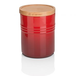 Le Creuset Medium Storage Jar - Cerise