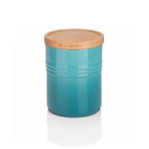 Le Creuset Medium Storage Jar - Teal