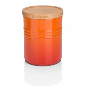 Le Creuset Medium Storage Jar - Volcanic