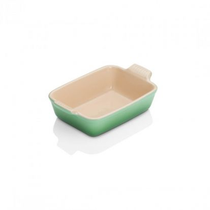 Le Creuset Rosemary 19cm Stoneware Deep Rectangle Dish