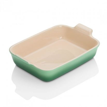 Le Creuset Rosemary 32cm Stoneware Deep Rectangle Dish