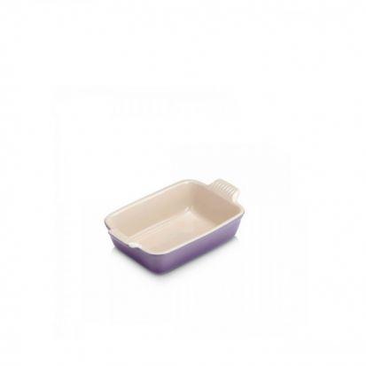 Le Creuset Stoneware 19cm Deep Rectangular Dish - Ultra Violet