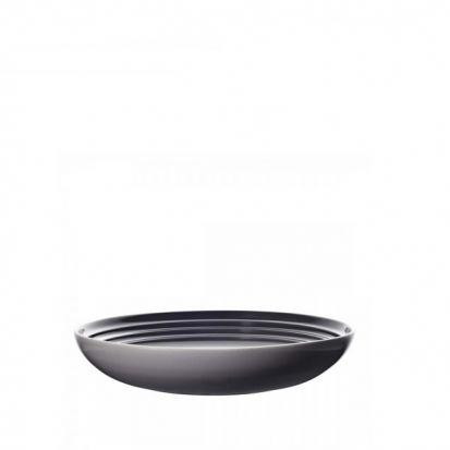 Le Creuset Stoneware 22cm Pasta Bowl - Flint