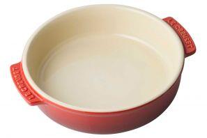 Le Creuset World Cuisine Stoneware Tapas Dish - Cerise