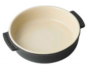 Le Creuset World Cuisine Stoneware Tapas Dish - Satin Black