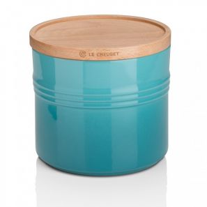 Le Creuset XLarge Storage Jar - Teal