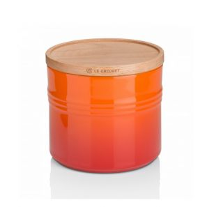 Le Creuset XLarge Storage Jar - Volcanic