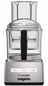Magimix 5200XL Food Processor Satin Chrome