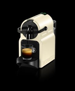 Magimix Inissia Nespresso Coffee Machine Cream