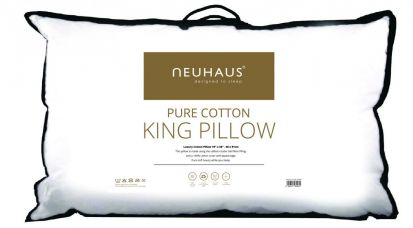 Neuhaus Pure Cotton Pillow - King (19