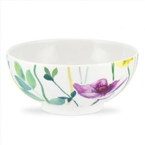 Portmeirion Water Garden 16cm Footed Bowl