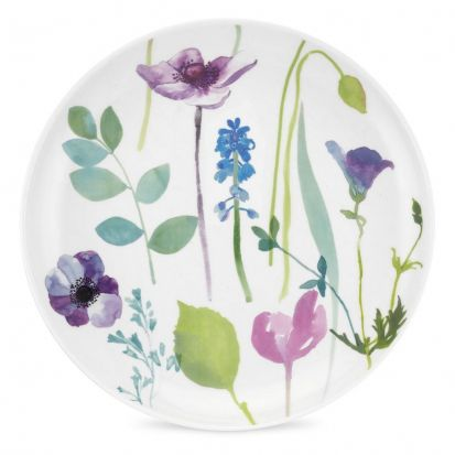 Portmeirion Water Garden 22.5cm Coupe Plate