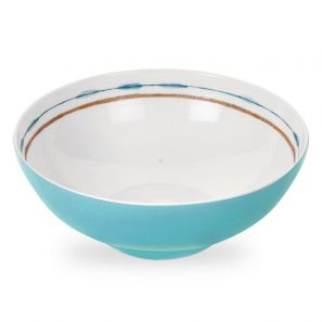 Portmerion Coast Large Salad Bowl - Blue