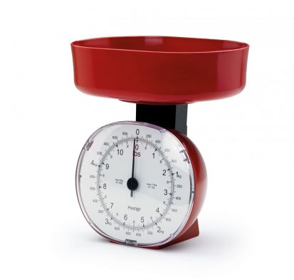 Prestige Vintage Scales - Red