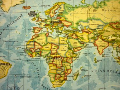 Prestigious Textiles PVC Oil Cloth - Atlas