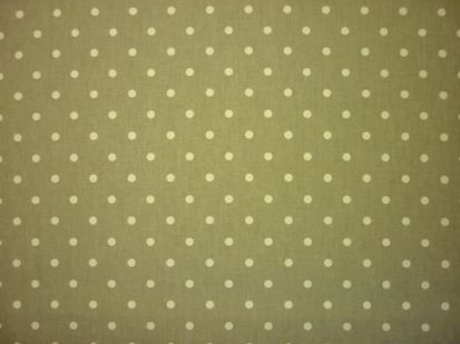 Prestigious Textiles PVC Oil Cloth - Full Stop Light Grey