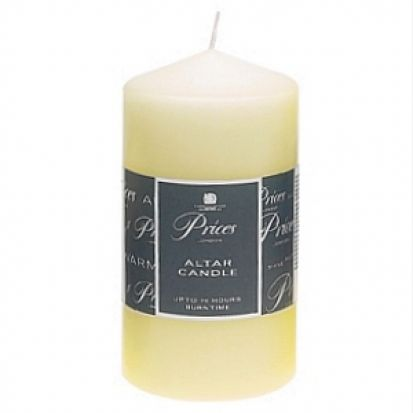 Prices Altar Candle 150 x 80mm