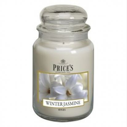 Prices Large Jar Candle Winter Jasmine