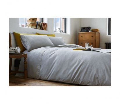 Racing Green Austin Silver Duvet Cover Set - Single