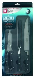 Richardson Sheffield Sabatier Three Piece Carving Set