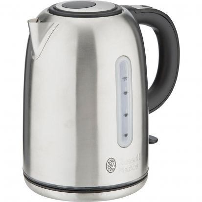 Russell Hobbs Buckingham 1.7 Litre Electric Kettle - Stainless Steel