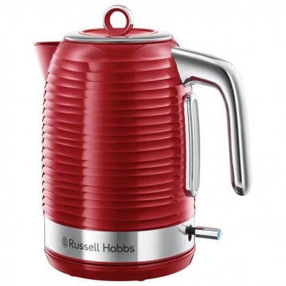 Russell Inspire 1.7 Litre Electric Kettle - Red