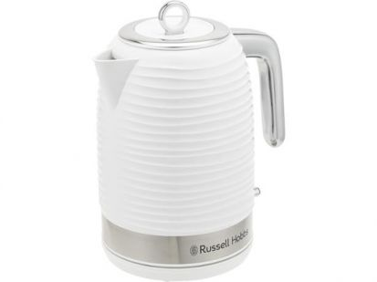 Russell Inspire 1.7 Litre Electric Kettle - White