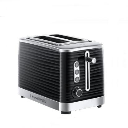 Russell Inspire 2 Slice Toaster - Black