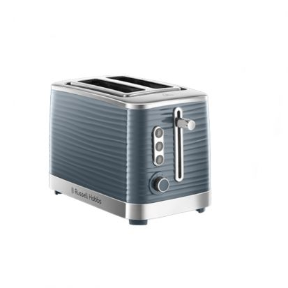 Russell Inspire 2 Slice Toaster - Grey