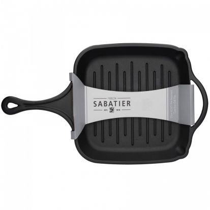Sabatier Cast Iron Grillpan - 30cm