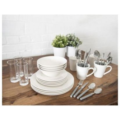 Sabichi Essential Dining 36 Piece Set