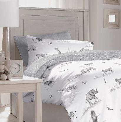 Samantha Faiers Zambezi Duvet Cover Set - Double