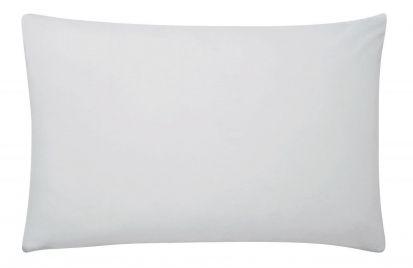 Sanderson 220 Thread Count Standard Pillowcase Pair - Pebble