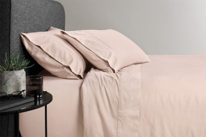 Sheridan 500 Thread Count Cotton Sateen Standard Pillowcase Pair Angel