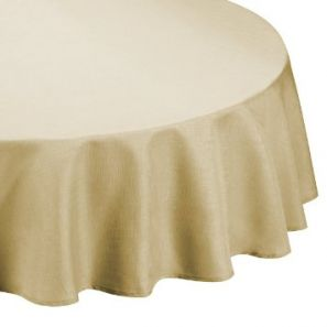 Signature Latte Tablecloth 52