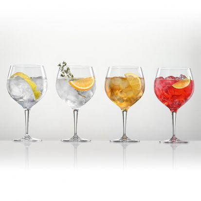 Spiegelau Set of 4 Gin & Tonic Glasses