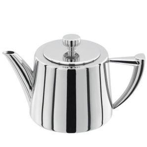 Stellar Art Deco Traditional Teapot - 1.8L/52oz