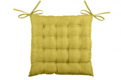 Stof France Seat Cushion 40cm x 40cm - Anise