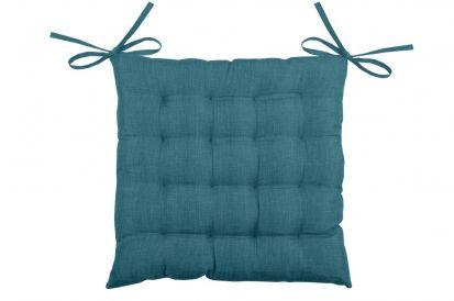 Stof France Seat Cushion 40cm x 40cm - Turquoise