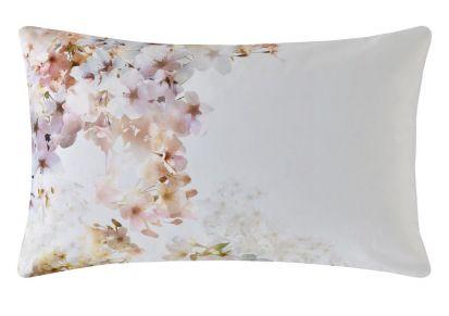 Ted Baker Vanilla Pastel Standard Pillowcase Pair