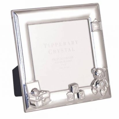 Tipperary Crystal Baby Bear Frame 4