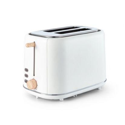 Tower Scandi 2-Slice Toaster - White