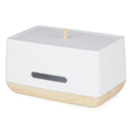 Tower Scandi Bread Bin - White