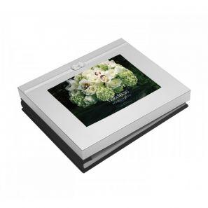 Vera Wang Infinity Photo Frame Guestbook 5