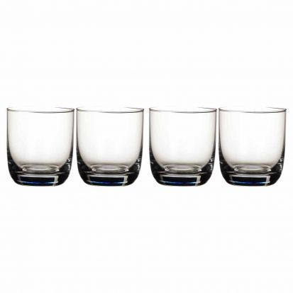 Villeroy & Boch La Divina Whiskey Glass - Set of 4